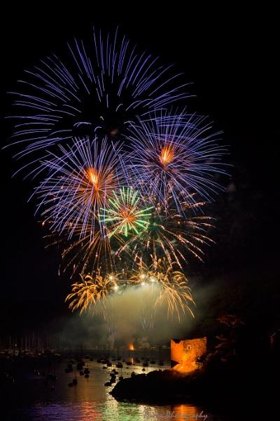 Regatta Fireworks by DarylH