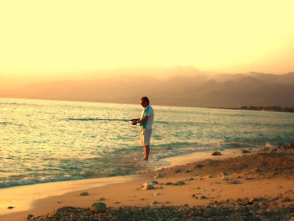 Evening fishing in Cuba by Simon_Marlow