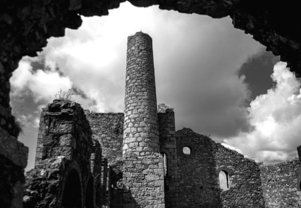 Cornish Tin Mining by RichardMc