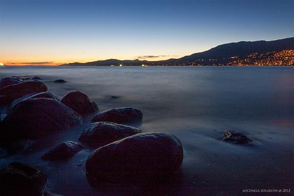 Sunset- Vancouver by miskapo