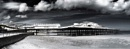 Victoria Pier, Colwyn Bay, 3/4 shot Infrared Panorama by Andy153