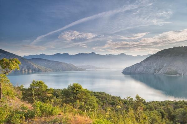 Alpine Lake by livinglevels