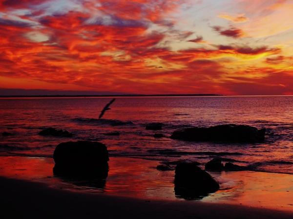 sunrise II by cptdaniel