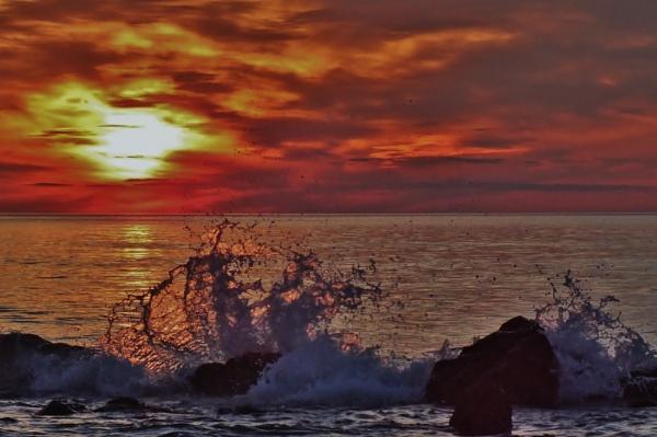 sunrise III by cptdaniel