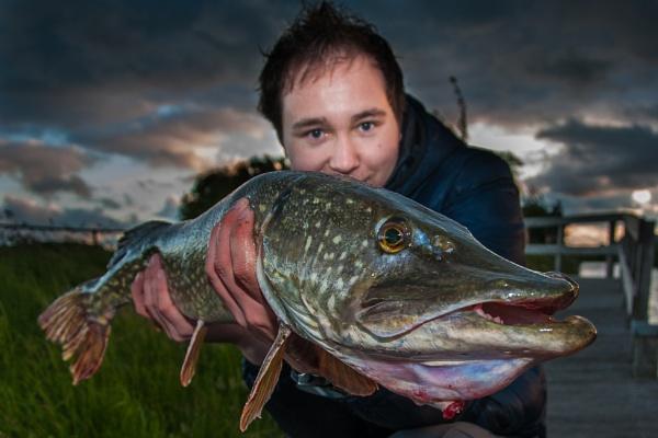 Big Pike by burd