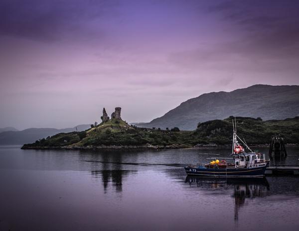 Castle Moll isle of Skye Scotland by CDSINUK