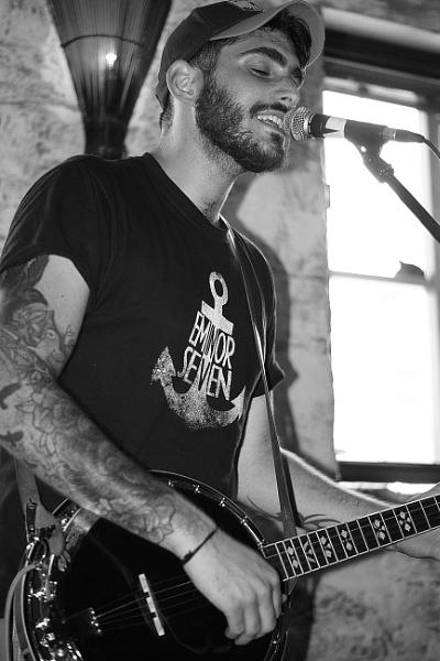 Joe Banjo by Anacithidus