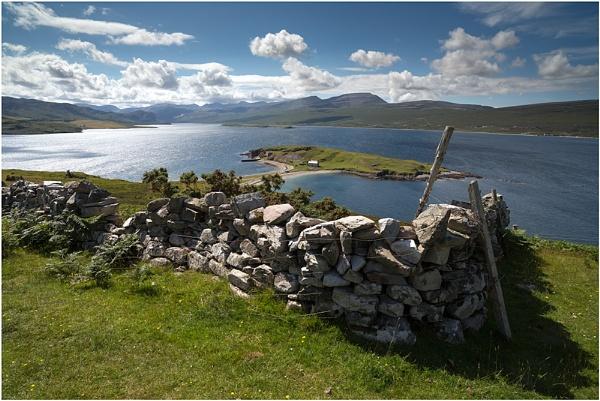 Loch Eribol Limeworks... by Scottishlandscapes
