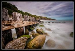 Misty Stones at St Catherine's Bay Slipway