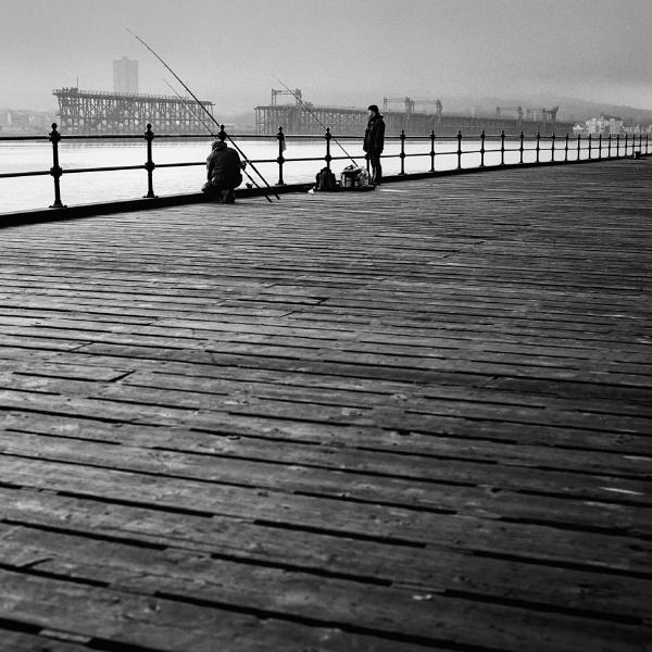 Tyne Fishing by johnwillmore