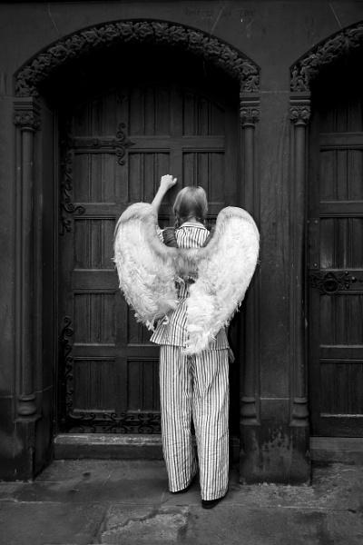 Knocking on Heaven\'s Door by harryw