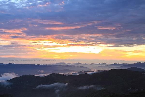 Monsoon sunset. by Dead_habits