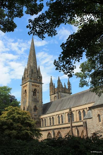 Llandough Cathedral by elliemoo