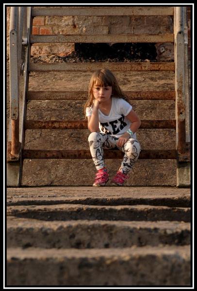 the sitter by roybridgewood