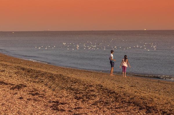 2013 Southend Beach by lvphotogallery