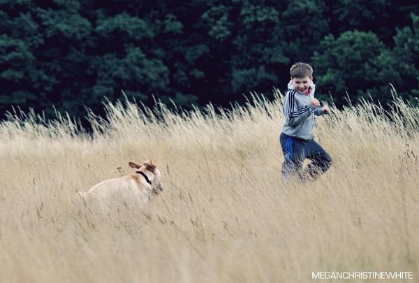 Scooby & Jack by Meganwhitephotography