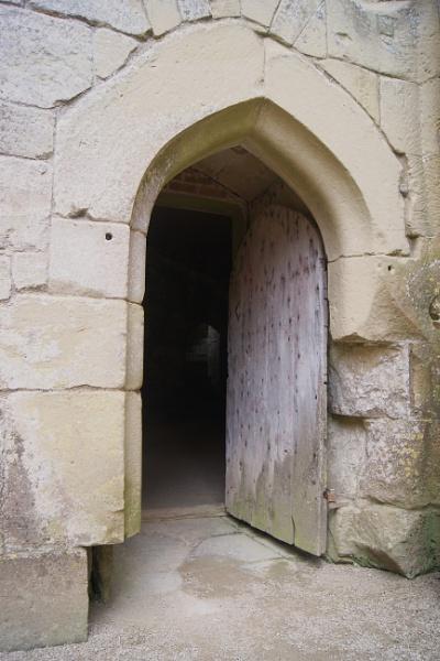 Open Store Door