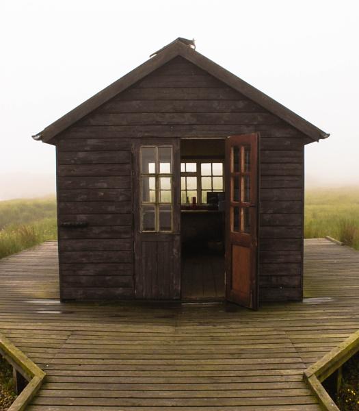 The boathouse by basilandjazz