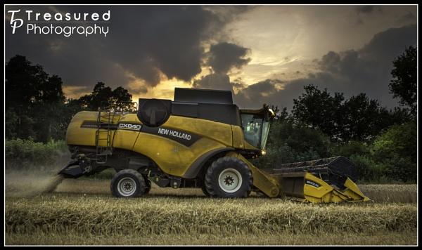 Harvest Time by madmatt