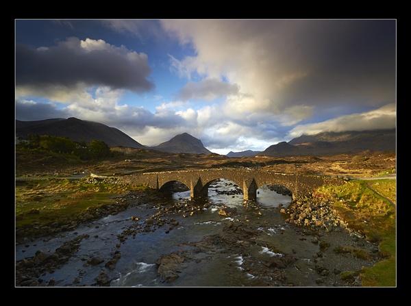 The Old Bridge by jeanie