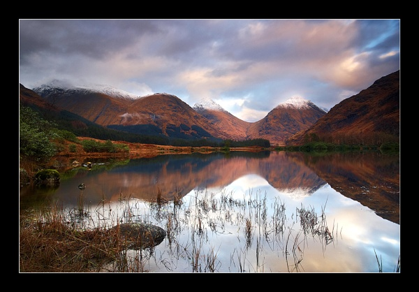 The Little Lochan by jeanie