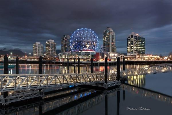 Vancouver by miskapo