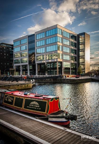 Still a Dock by ade_mcfade