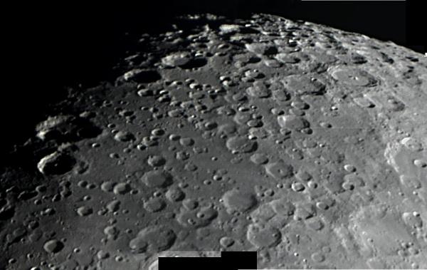Lunar mosaic - Southern Highlands by Aenima