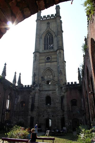 St Luke\'s Church, Liverpool by EyesFront