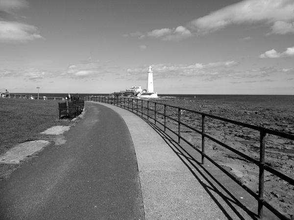 the coast lighthouse by paulpirie