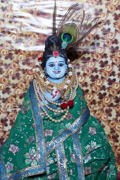 Lord Krishna by sugavanam