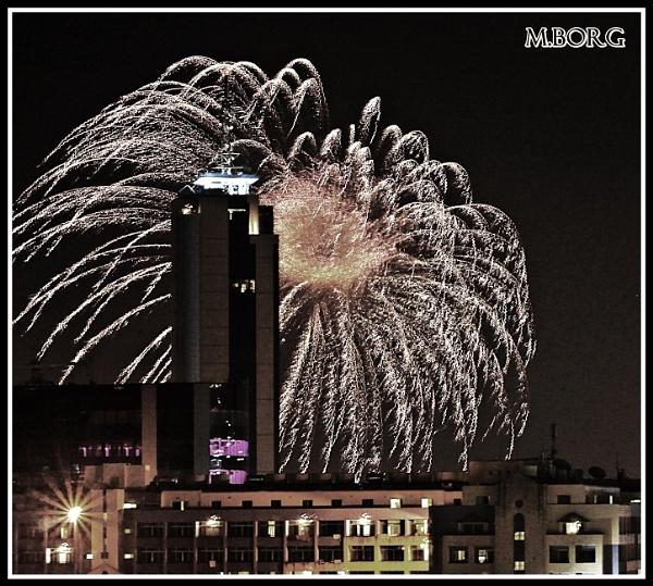 Fireworks by Sgtborg