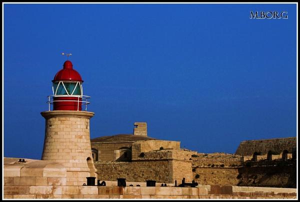 Malta Grand harbor by Sgtborg