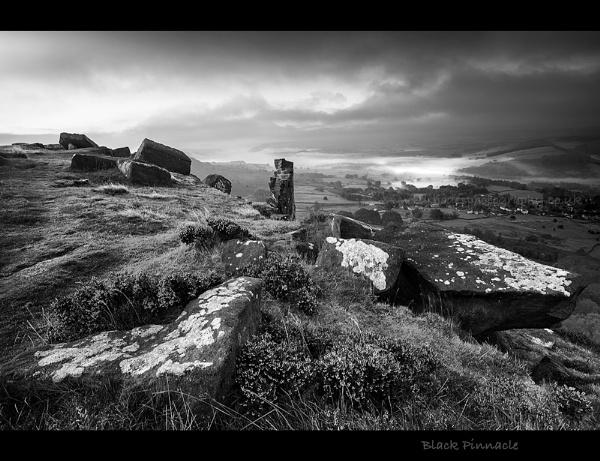 Black Pinnacle by edrhodes