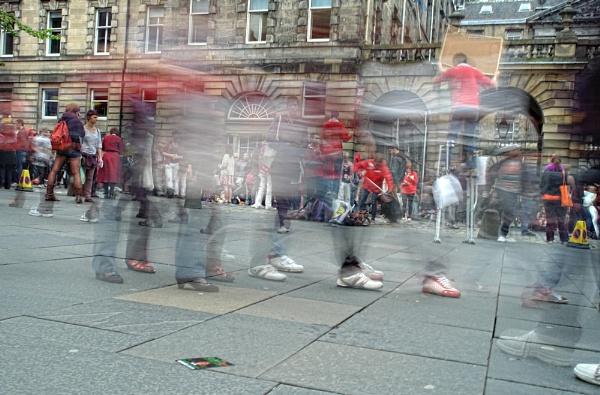 Edinburgh Fringe Festival by cattyal