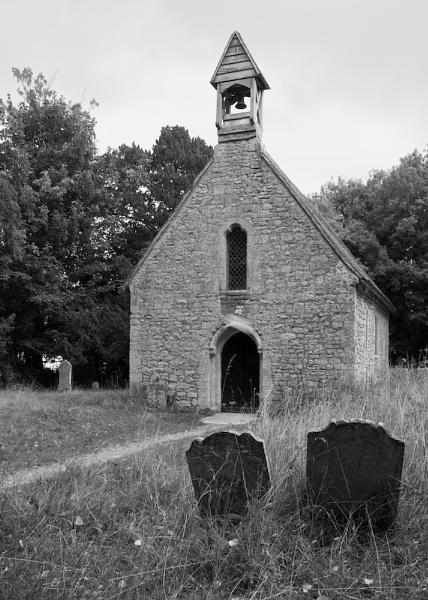 13th Century Church by martin174