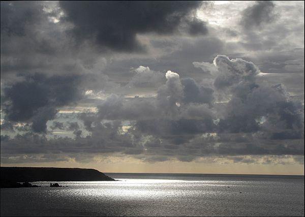 Kennack sands bay .       Cornwall by cramj