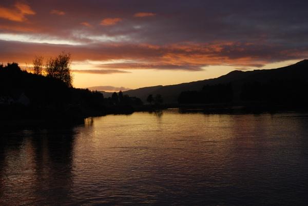 Loch Tummel by Barleybank