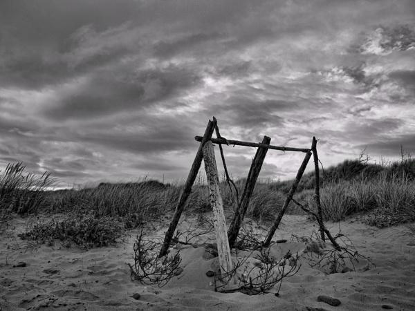 Newborough beach by sully