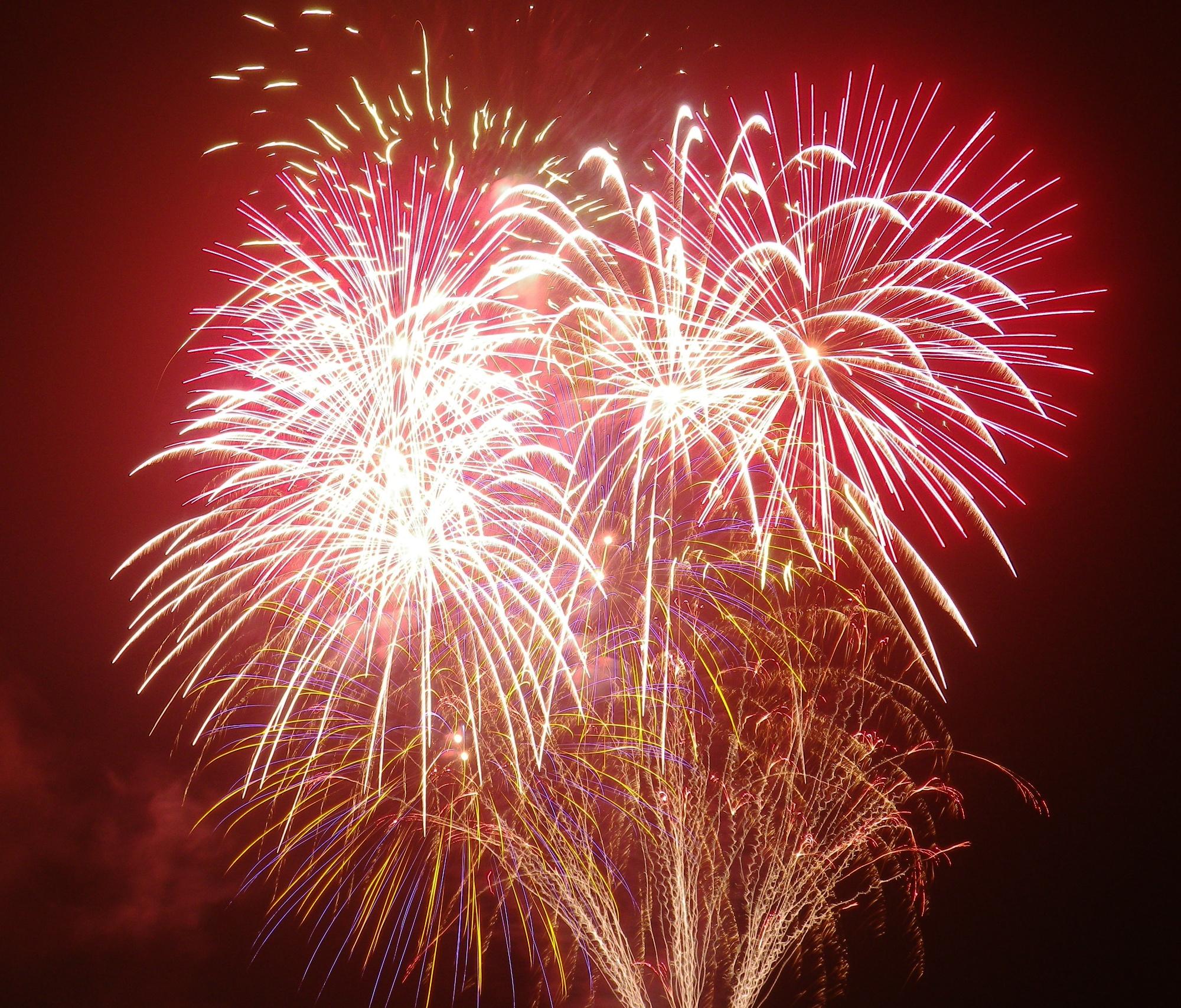 Bournemouth Fireworks