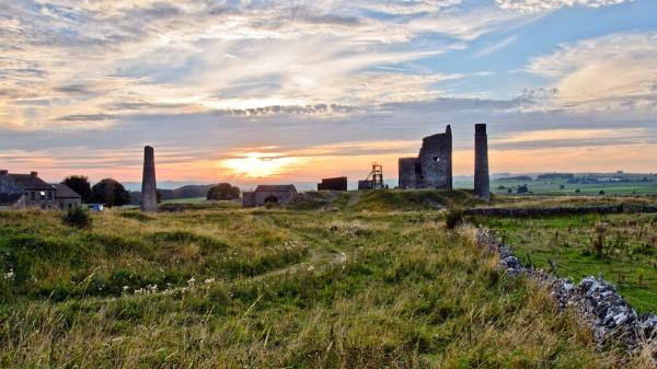 Sundown on Magpie Mine by Gavin_Duxbury