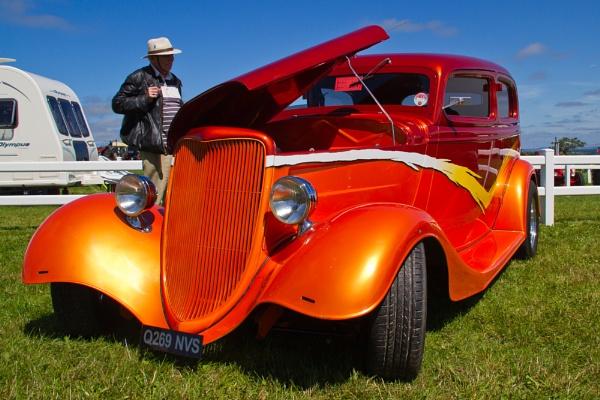 Custom Car by rogharrison