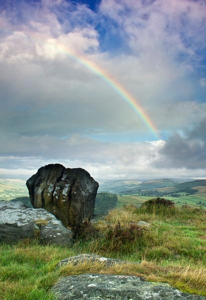 Peak Rainbow by BIGRY1