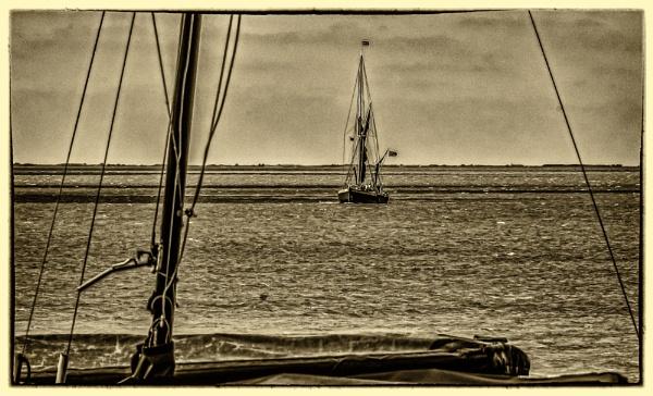 Prepareing to enter the Harbour V2 by Nikonuser1
