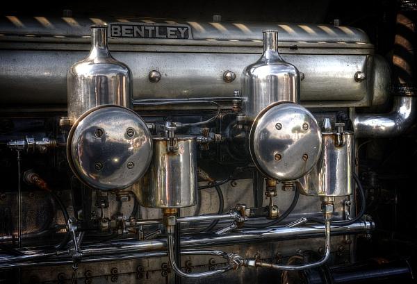 Bentley Straight Eight