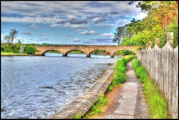 The Bridge by lenocm