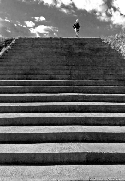 Stairway to heaven by mcgoo