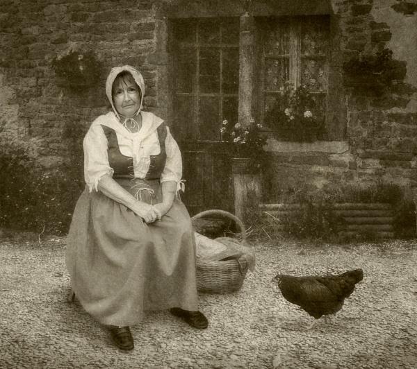 Grandma\'s Waiting by Brookhousek