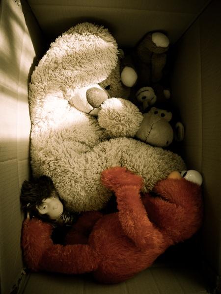 Teddy by SickChit