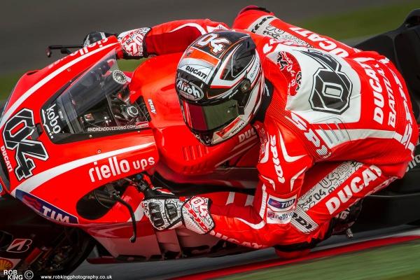 Andrea Dovizioso - Ducati Team by cgp23